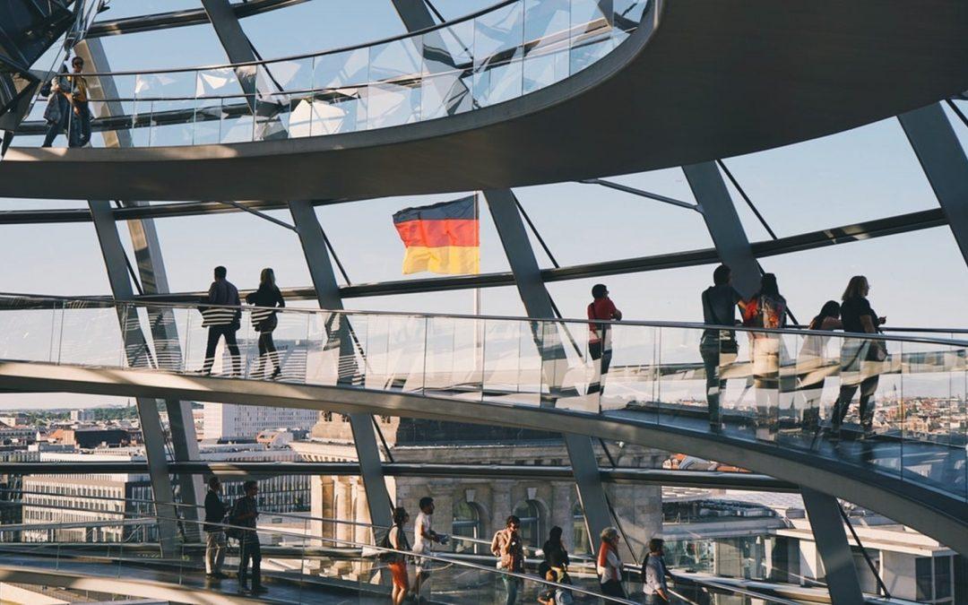 Kde hledat práci s němčinou?