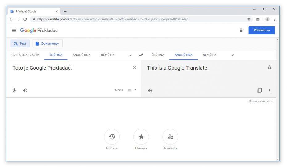 Google Překladač