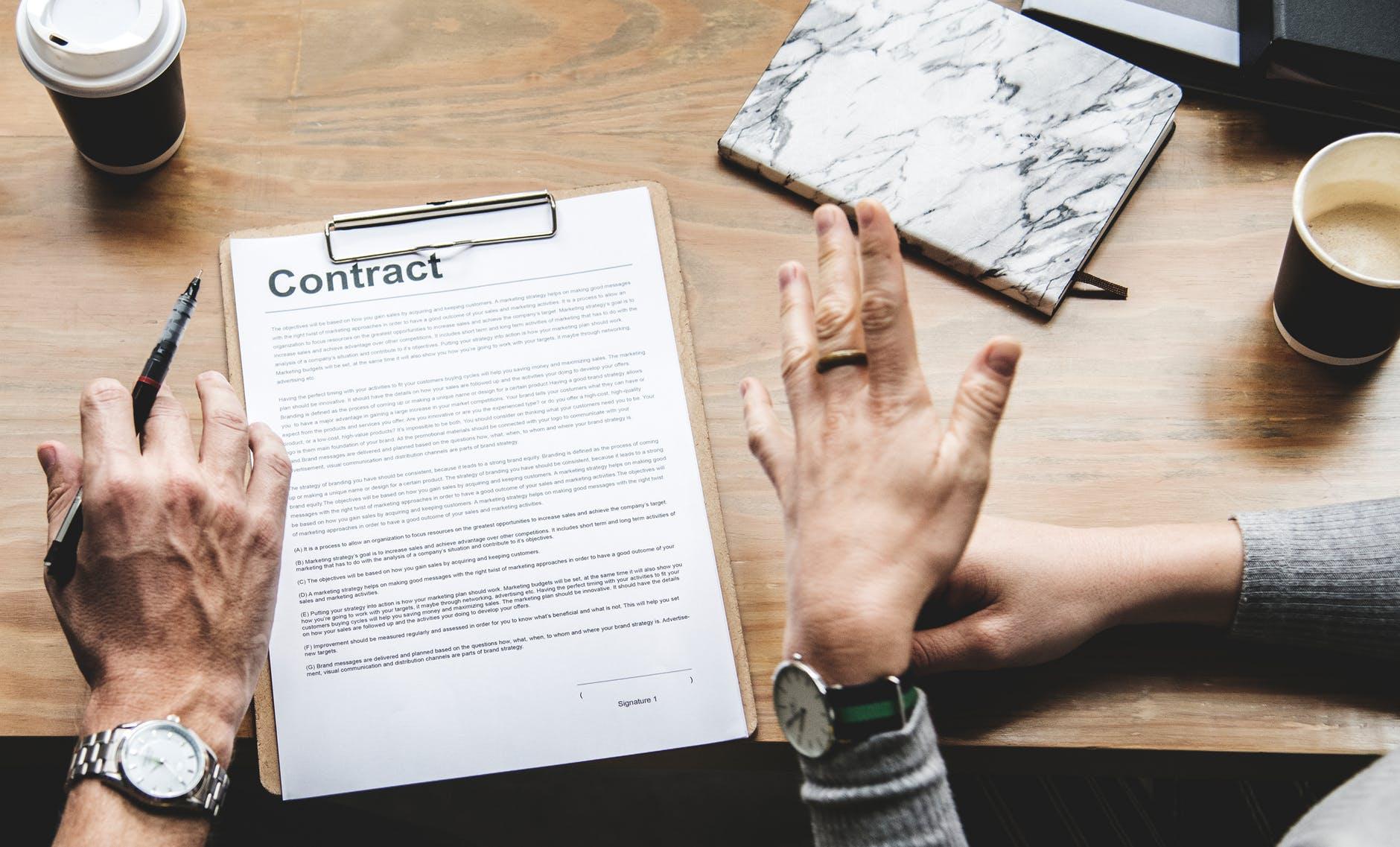 dohoda o provedení práce vzor