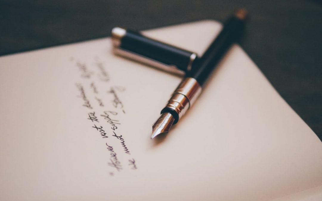 Jak napsat motivační dopis v angličtině