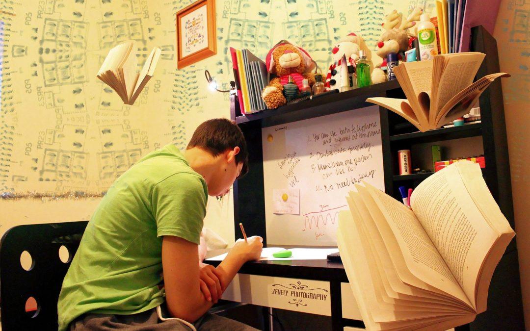 jak zvládnout přípravu na zkoušky či státnice