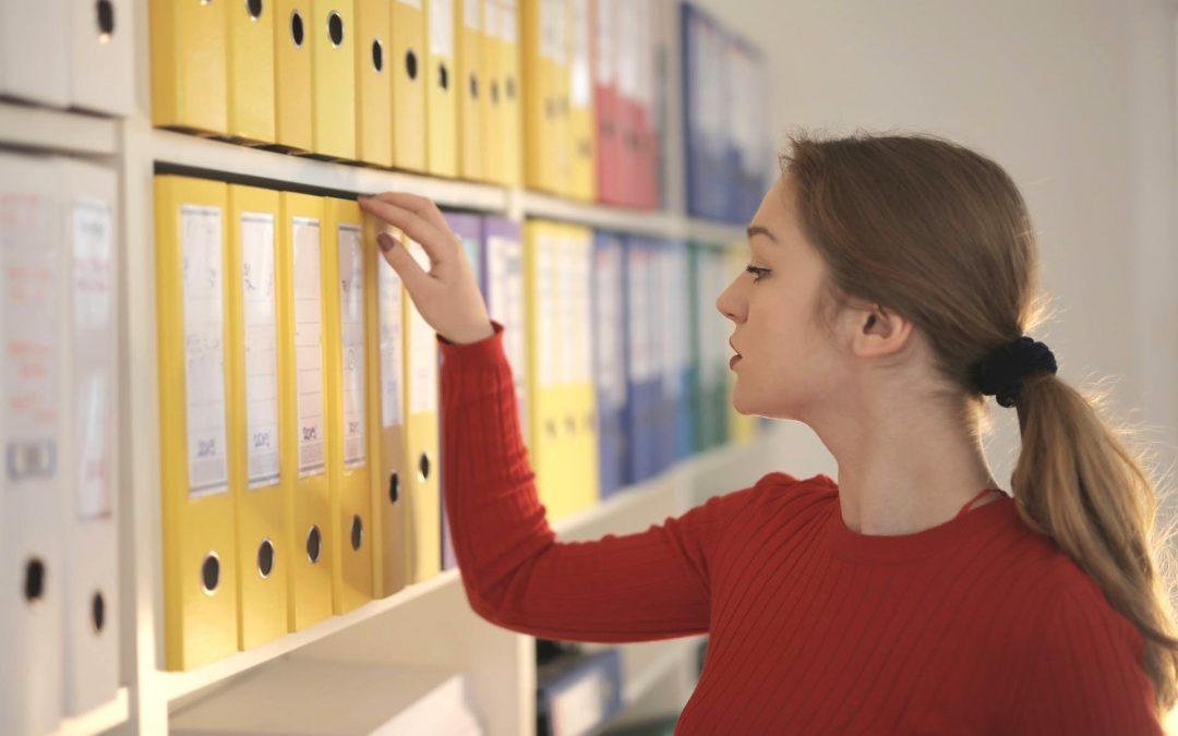 Víte, jaká je náplň práce účetní?