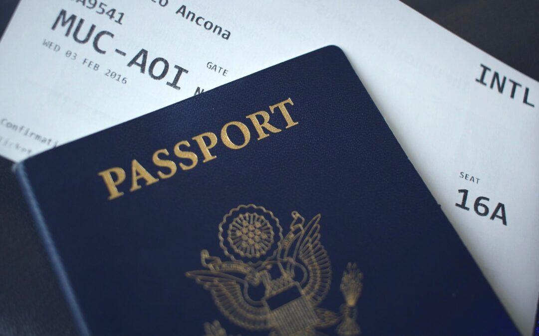 Cestovní pas: Co potřebujete a kde ho vyřídit?