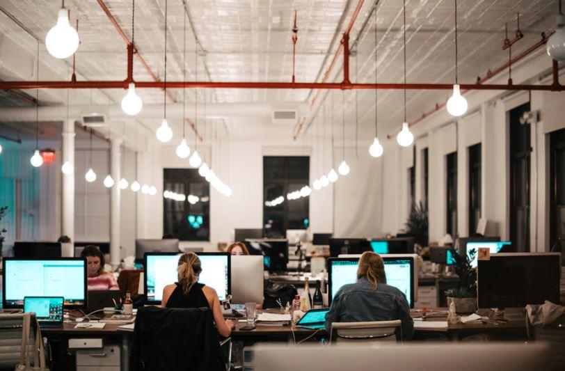 Práce bez kanceláře