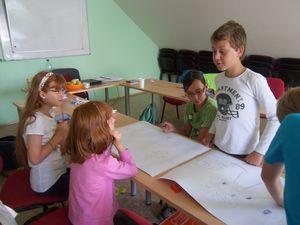 Výuka kurz Veselá angličtina pro děti