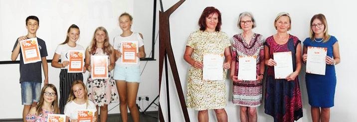 Letní kurzy angličtiny a němčiny pro děti i dospělé